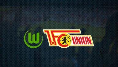 Wolfsburg-Union Berlin maçı CANLI