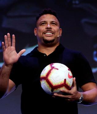 """Ronaldo Nazario 1 numarasını açıkladı! """"Onun gibisi 20-30 yıl daha gelmez"""""""