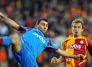 Kare kare Galatasaray-Trabzonspor karşılaşması