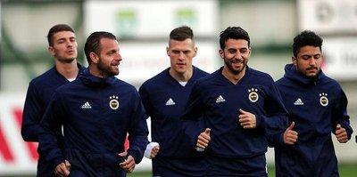 Fenerbahçe'de MKE Ankaragücü maçı hazırlıkları