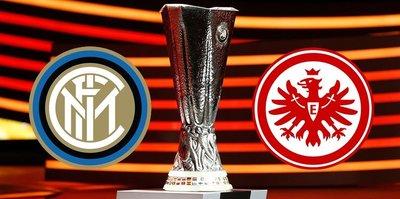 Inter Eintracht Frankfurt maçı ne zaman saat kaçta hangi kanalda? Yayın bilgileri...