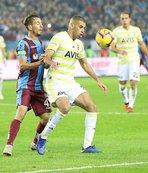 Fenerbahçe taraftarından Islam Slimani tepkisi!