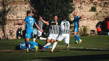 Altay Tuzla'yı tek golle devirdi!