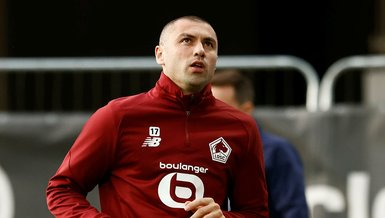 Lille fans vote Burak Yilmaz player of year at French Ligue 1