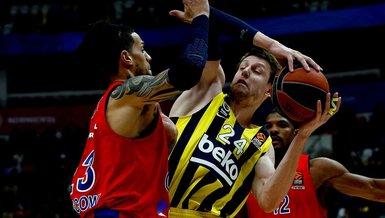 Fenerbahçe Beko'ya Jan Vesely müjdesi! CSKA serisinde...