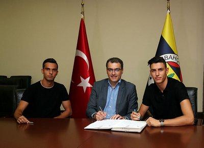 Fenerbahçenin yeni transferi Barış Alıcı: Örnek olacağım!