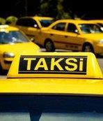 """İçişleri Bakanlığından  """"ticari taksilere"""" ilişkin yeni genelge"""