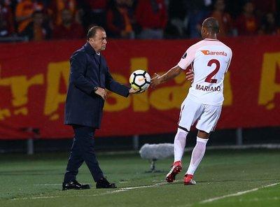 İşte Gençlerbirliği - Galatasaray maçından kareler!
