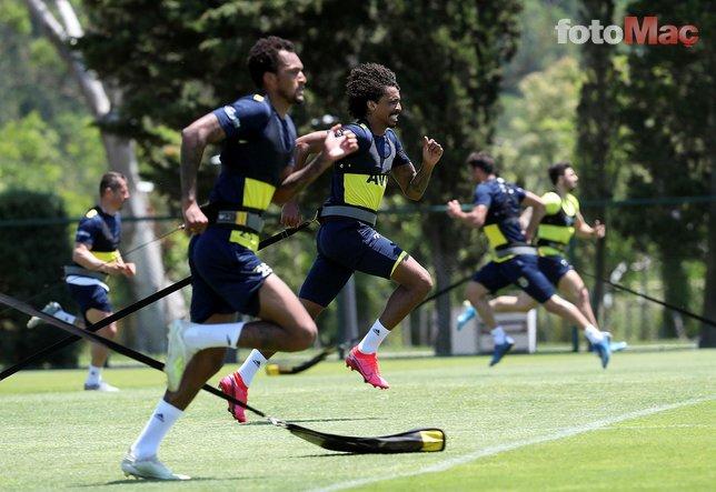 Fenerbahçe'den ortalığı kasıp kavuracak transfer! Dünya yıldızı için Alex devrede