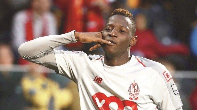 Beşiktaş Moussa Djeneponun peşinde!