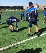 Dicle Gençlikspor lige hazırlanıyor