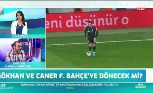 Emre Bol: Caner Erkin Fenerbahçe'ye gelemez