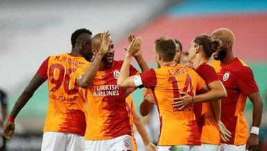 Neftçi Bakü 1-3 Galatasaray | MAÇ SONUCU