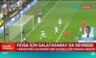 Ljubomir Fejsa için Galatasaray da devrede