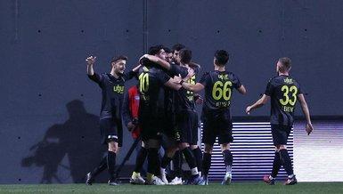 İstanbulspor Balıkesirspor 5-0 (MAÇ SONUCU - ÖZET)