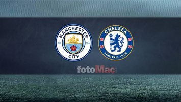 Manchester City-Chelsea   CANLI