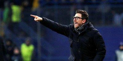 Roma'dan teknik direktör Di Francesco'ya yeni sözleşme