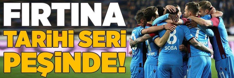 trabzonspor tarihi bir seri pesinde 1593639684993 - Son dakika: Takımıyla vedalaştı! İşte Trabzonspor'un yeni transferi