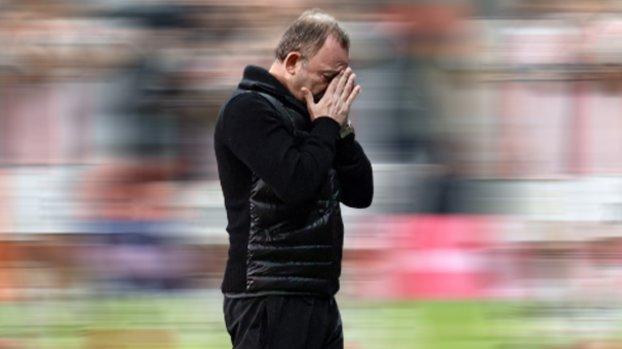 Beşiktaş - Sporting Lizbon maçı sonrası Sergen Yalçın konuştu!Söyleyecek bir şey bulamıyorum