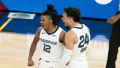 Son dakika spor haberi: Golden State Warriors-Memphis Grizzlies: 112-117   MAÇ SONUCU