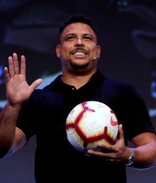 """Fenomen Ronaldo'dan flaş Steven Plaza sözleri! """"Potansiyeli yüksek"""""""