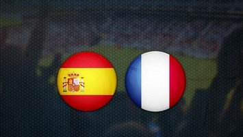 İspanya-Fransa | CANLI