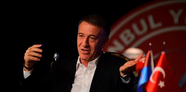 Ahmet Ağaoğlu: Devlet büyüklerimizin gayretleriyle işi sıkı tuttuk - Futbol -