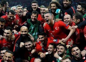 Milli Takım EURO 2020'de! İşte sosyal medya paylaşımları...