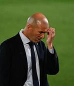 Zinedine Zidane isyan etti: Bıktım!