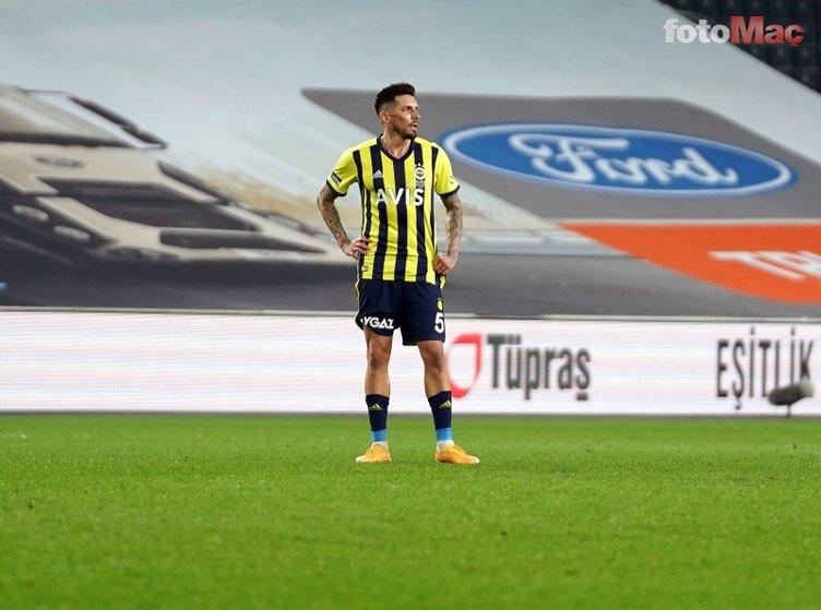 Son dakika transfer haberi: Fenerbahçeli Jose Sosa Trabzonspor'a haber yolladı
