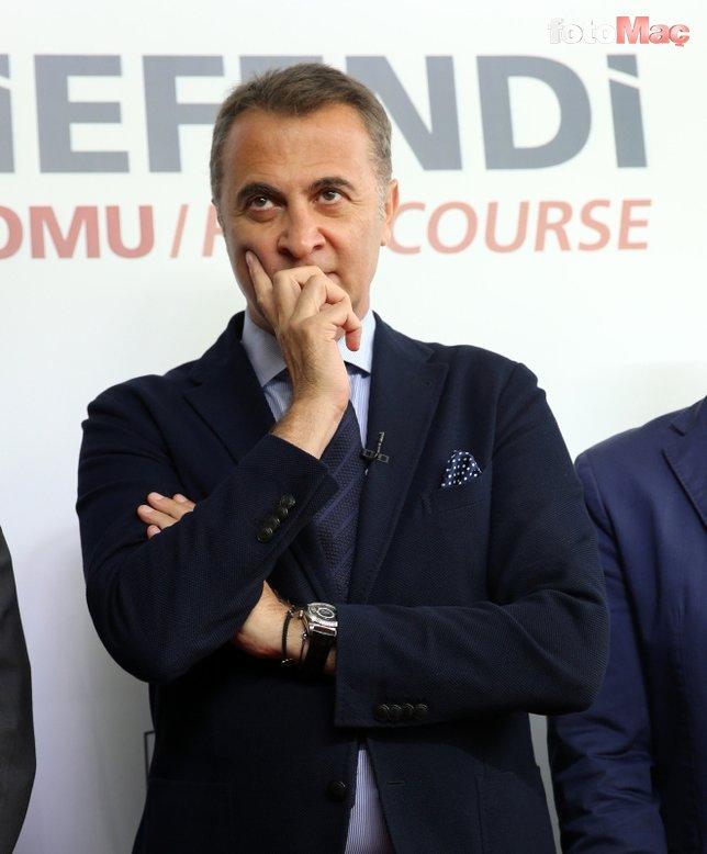 Fikret Orman resmen açıkladı! Mircea Lucescu...