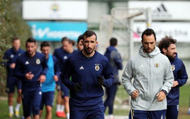 Ersun Yanal Zenit maçı 11'ini belirledi!