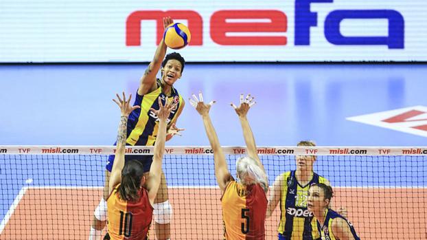 Fenerbahçe Opet 3-0 Galatasaray HDI Sigorta | MAÇ SONUCU #