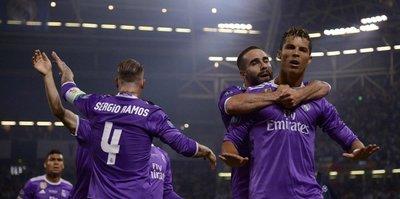 Real Madrid tarih yazdı