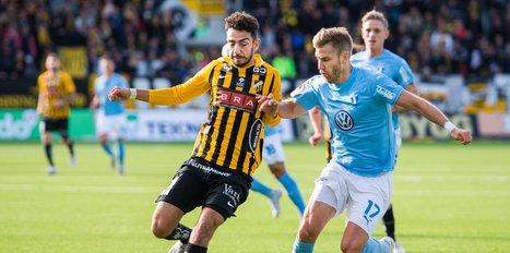Beşiktaş'ın rakibi Malmö berabere kaldı