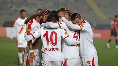 Göztepe'de gözler Galatasaray maçına çevrildi