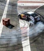 Red Bull Car Park Drift'in Türkiye finali, İstanbul'da yapıldı