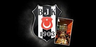 besiktasin yeni transferi welinton takimla birlikte yemekte 1597909561911 - Beşiktaş'ta Bernard Mensah'ın lisansı çıktı