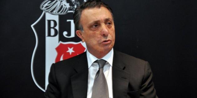 Ahmet Nur Çebi: Beşiktaş'a başkan olmak istiyorum