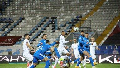 BB Erzurumspor-Kasımpaşa: 0-1 (MAÇ SONUCU-ÖZET)