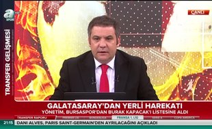 Galatasaray'dan yerli harekatı! | Video haber