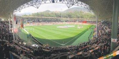 Alanyaspor'dan seyirci rekoru