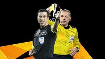 UEFA'dan Çakır ve Palabıyık'a görev!