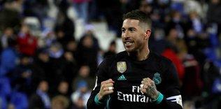 Real Madrid 3 golle kazandı