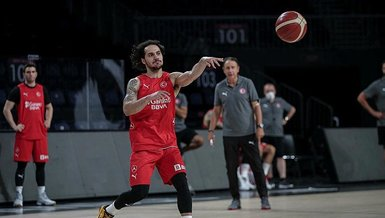 Son dakika spor haberi: A Milli Erkek Basketbol Takımı'nda sakatlığı bulunan Shane Larkin Olimpiyat Elemeleri kadrosunda yer almadı