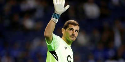 Aboubakar'a ilk tepki Casillas'tan
