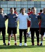 Sivasspor'da teknik kadro belli oldu