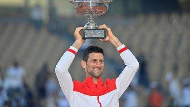 Djokovic'ten 19. zafer