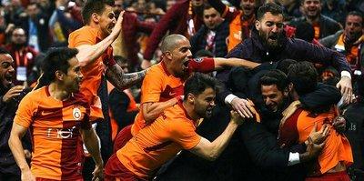 Galatasaray ile Gençlerbirliği 94. randevuda
