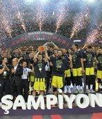 Türkiye Kupası'nda şampiyon Fenerbahçe!